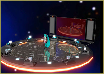 You will LOVE the LearnMMD Stage by Trackdancer!