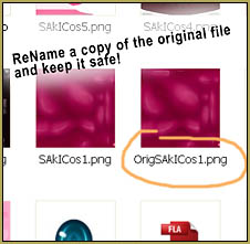 First thing: Make a copy of the original image so that you can save it for later ... in case you change your mind about the recolor job..