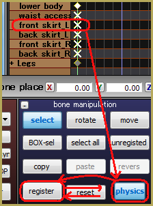 This is how you fix fluttering parts in models - actually *also* simple, when you get used to it.