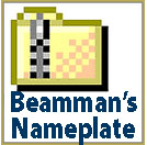 Get LearnMMD's files for Beamman's Nameplate Effect