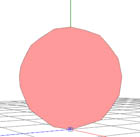 Use PMDE to Create Simple Accessories ... a Circle primitive shape.