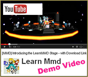 See the LearnMMD Stage Demo Video on YouTube!