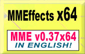 Download MME x64 v037 for 64-bit machines from LearnMMD.com!