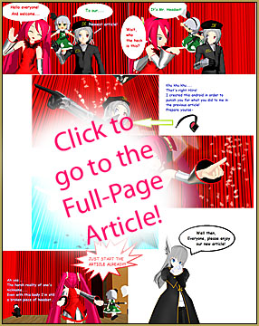 """CLICK to see my """"Making Of"""" article about my newest Happy Birthday Miku video!"""