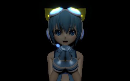 Sora with ExcellentShadow2 applied.