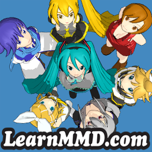 LearnMMD.com _ MikuMikuDance MMD Tutorials