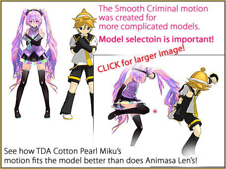 Click to tee the full size image... This motion was meant for complicated models!