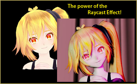 List of Raycast Effect / Ray-MMD effect tutorials on LearnMMD.com