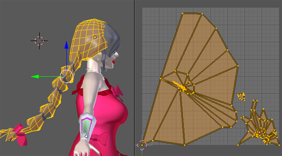UV Map without seams