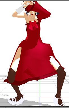 Camila in MMD Looking Slightly Worse!
