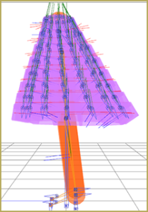 Skirt with Good Intersecting Physics Bodies