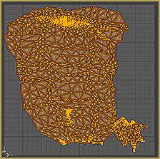 UV Map After Adding Seam