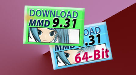 Download the latest version of MikuMikuDance the latest version of MMD from LearnMMD.com
