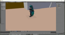 Exporting 3DSH to MMD