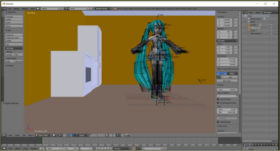 MMD and SH3D