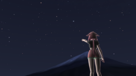 The MMD Starry Winds effect gives you a beautiful night sky! StarryWindsMMD