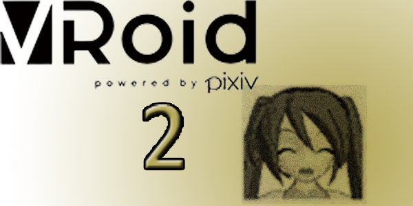 Convert VRoid Studio to MMD Header Image