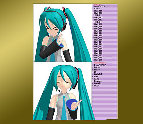 Fixing Broken Models - Learn MikuMikuDance - MMD Tutorials