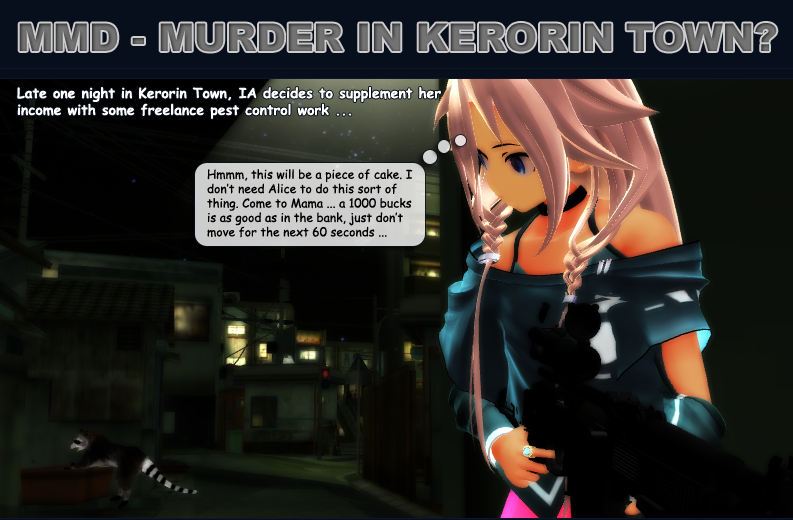 Kerorin Town Adventures