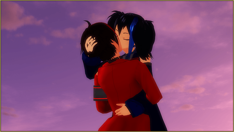 What is better than loving your beloved person. ;) ... LearnMMD MMD Video Dojo Expo 1 Winner: Angel Dreams