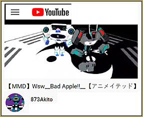 """An MMD """"Dancing Robots"""" video from 2011..."""
