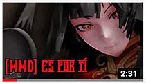 """""""Es por tí"""" by Sol MMD - VDE-4 runner-up"""