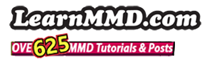 Learn MikuMikuDance - MMD Tutorials - Free 3D Animation Software