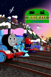 """""""The Railways of Crotoonia"""" were an inspiration that sparked my interest!"""
