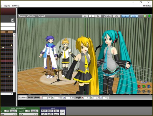 The UT Video Codec Suite works well with Render to AVI in MMD.